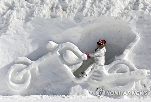 '놀고 체험하고 즐기는 축제' 평창 대관령눈꽃축제 17일 개막