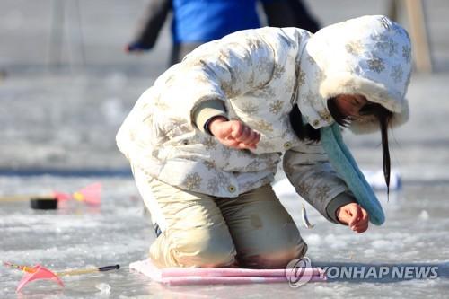 """""""추위야 고마워"""" 인제 빙어축제 D-2…""""역대 최장 축제 즐겨요"""""""