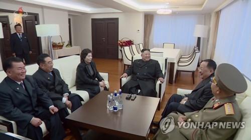북한 외무상에 '김영철 라인' 리선권…대남라인 다시 힘 받나