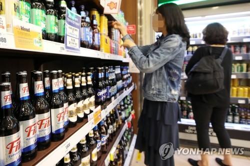 """""""주세 개편으로 '4캔 만원' 수입맥주 경쟁력 떨어질 것"""""""