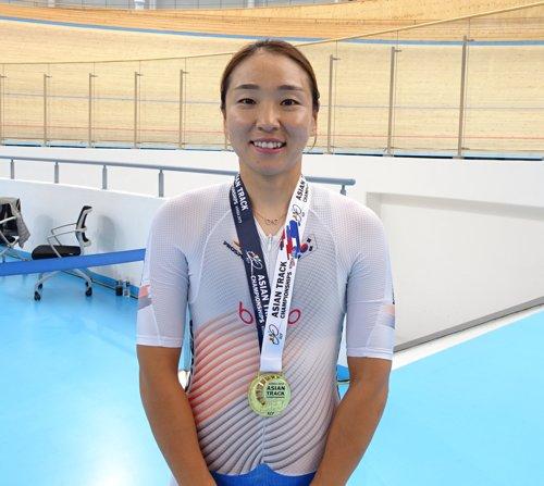 사이클 나아름, 도쿄올림픽 도로 출전권 획득…트랙도 노려