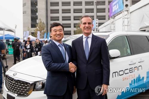 LA로 간 현대차…세계 최대 미래 모빌리티 서비스 실험실