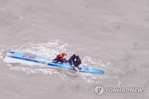 군산 무녀도 인근서 발견된 시신, 실종 선장으로 확인