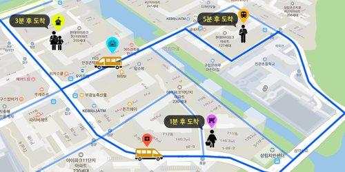 '구독형 대형 합승 택시' 내달 은평구서 첫선…월 3만9000원부터