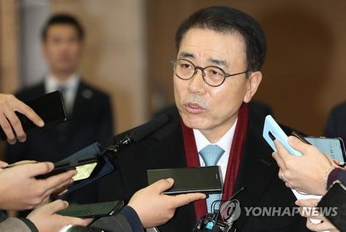 '신한은행 부정채용' 조용병 1심 유죄…집행유예 선고