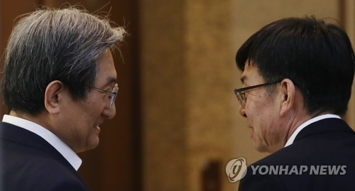 """노영민 """"금강산관광·대북 개별방문, 언제든 이행가능…검토중"""""""