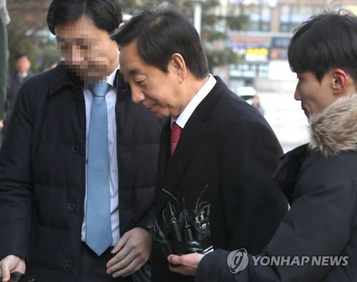 '딸 KT 부정채용 의혹' 김성태 운명은…내일 1심 선고