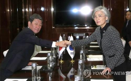 美서 한미·한미일 이어 한일 외교장관 회담