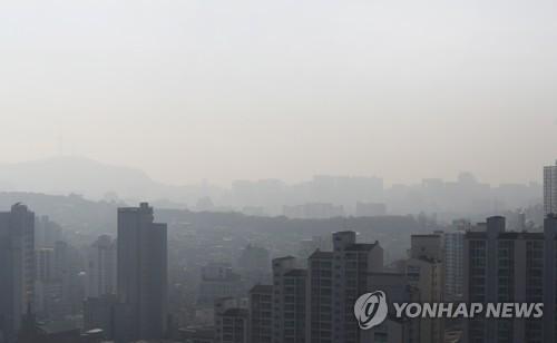 [내일날씨] 기온 올라 평년 수준…미세먼지 '보통∼나쁨'