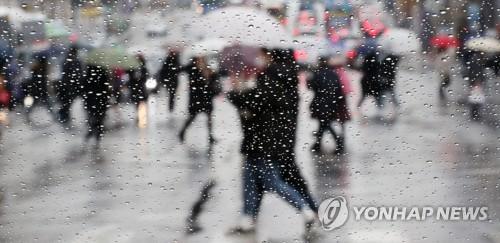 [내일날씨] '소한' 흐리고 오후에 대부분 비…경기 남부 등 미세먼지 '나쁨'