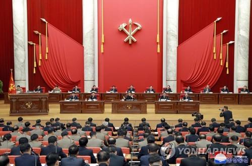 """김정은 """"핵·ICBM 시험재개·새전략무기 개발""""…대화여지는 남겨(종합)"""