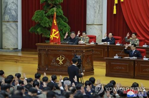 북한 당 부위원장 5명 교체…외교브레인 리수용 해임 확인