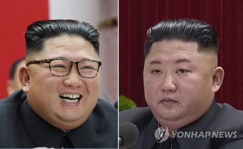 北김정은, 심각한 회의에도 이 드러내며 '활짝'…자신감 드러내(종합)