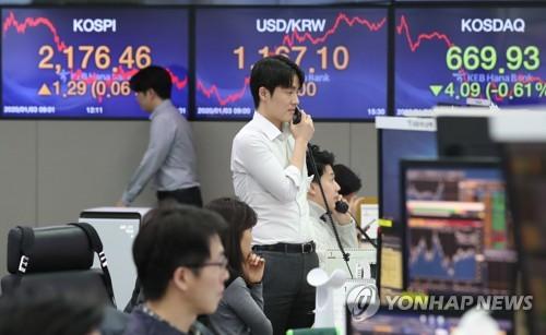 '다시 안전자산?' 고민 커진 투자자들…금값도 들썩