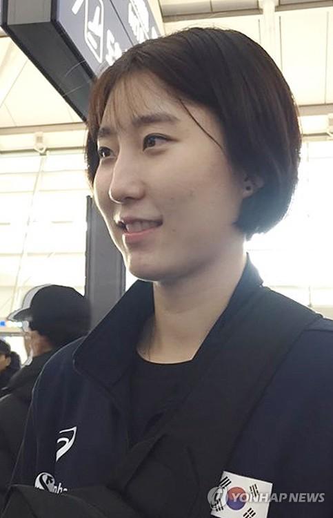 """여자배구 라이트 박정아 """"태국보다 우리의 간절함이 더 커"""""""