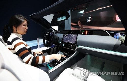 삼성전자, 하만과 개발한 차량용 '디지털 콕핏' CES서 공개