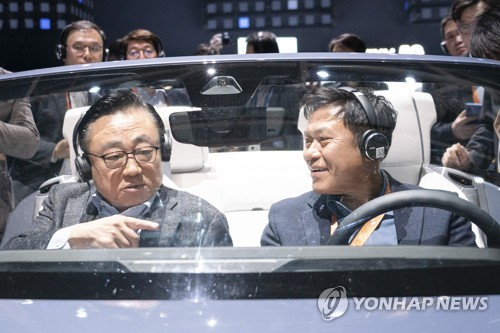 역시 '라스베이거스 모터쇼'…CES 달군 모빌리티 향연