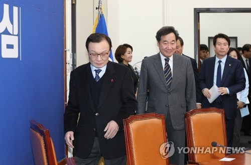 """민주 """"남은 민생법안 처리"""" 대야 압박…'경찰개혁'도 드라이브(종합)"""