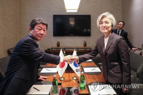 日, 외교장관회담서 韓에 징용문제 해결책 제시 또 요구(종합)