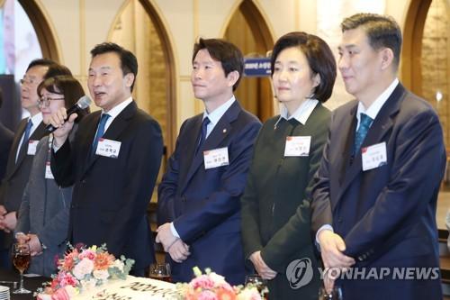 """소상공인연합회 """"정치권에 '배민 규제법' 발의 요청""""(종합)"""