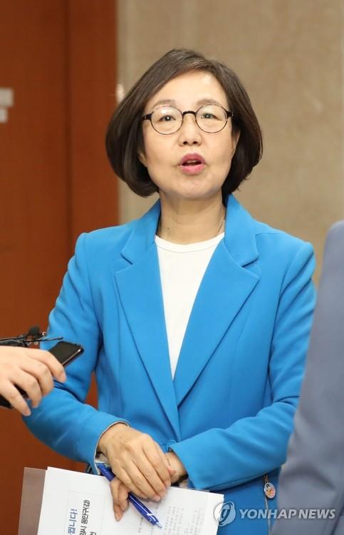 민주당 비례 권미혁, 안양 동안갑 총선 출마 선언