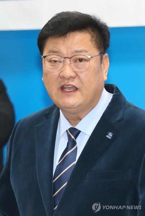 """임동호, 선거 개입 의혹 관련 """"공업탑기획위서 정치 음모"""""""