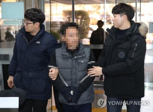 천막 철거 반대하며 흉기 위협한 탈북민 영장 기각(종합)