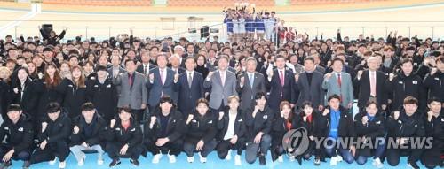 한국, 도쿄 올림픽에서 금메달 9개로 10위 전망