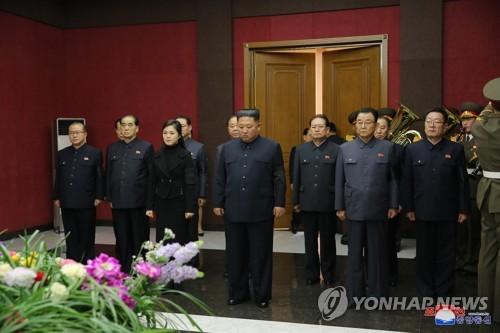 북한, 항일빨치산 애도하며 국가헌신·'백두산 정신' 강조