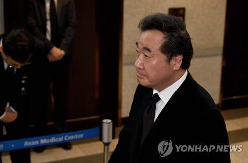 """""""한국경제 고도성장 이끈 주역""""…신격호 빈소 조문 이어져(종합2보)"""
