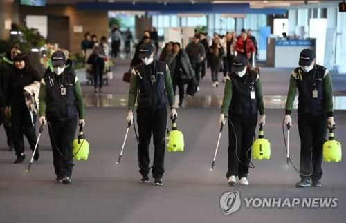 '우한 폐렴' 막자…설 연휴 앞둔 인천공항 검역 초비상
