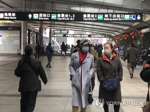 '우한 폐렴' 확진자 300명 육박…중국 전역 확산(종합2보)
