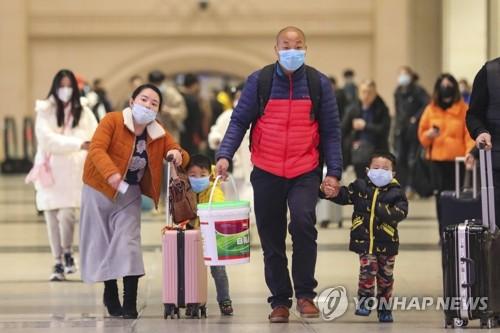 '우한 폐렴' 발원지 우한 긴급봉쇄…외부로 나가는 주민 통제(종합3보)
