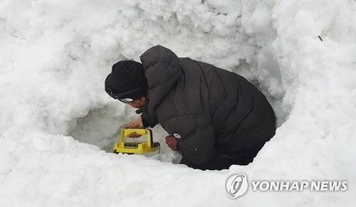 """네팔 수색 '한국팀' 귀국 결정…""""현지 팀도 현장서 일시 철수""""(종합)"""