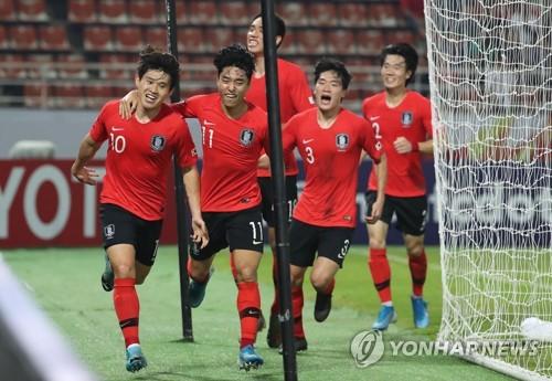 '아직 배고픈' 김학범호, AFC U-23 챔피언십 첫 우승 도전