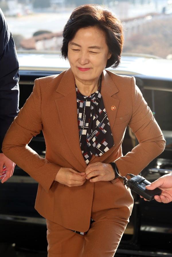 추미애 법무부 장관/사진=연합뉴스