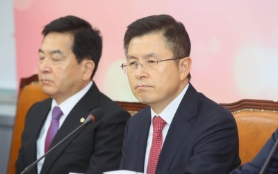 평균 임기 석달…황교안 대표 비서실장 '잔혹사'