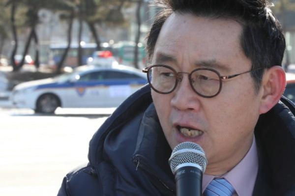 윤창중 전 청와대 대변인 /사진=연합뉴스