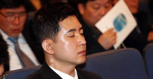 창진 전 대한항공 사무장  /연합뉴스