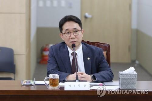 박선호 국토교통부부 1차관(자료 연합뉴스)