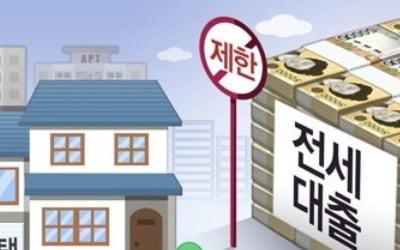 """""""기존 전세대출자도…"""" 은행갔다가 '날벼락'"""