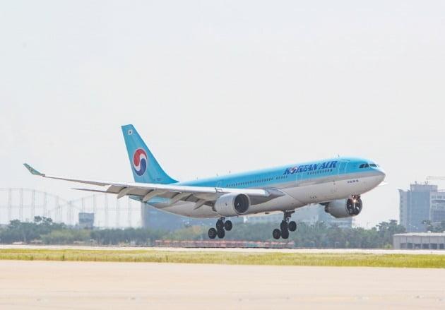 대한항공 A330 항공기 [사진=대한항공]
