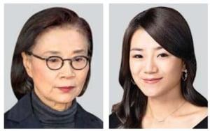 이명희 고문·조현민 전무
