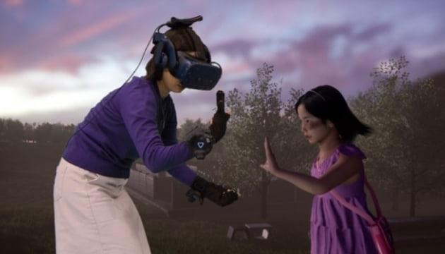 """'너를 만났다' 딸 눈물의 재회 """"한 번만 만져봤으면""""…VR 기술진 어떻게 제작했나"""