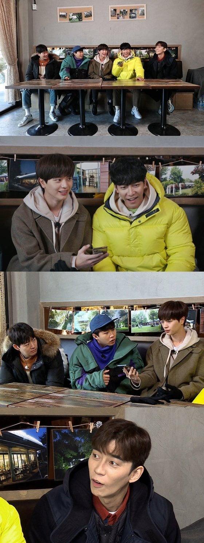 SBS '집사부일체' 이승기 전도연 /사진=SBS 제공