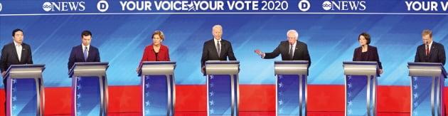"""""""美민주당 후보는 샌더스, 대선은 트럼프 재집권 유력""""[주용석의 워싱턴인사이드]"""