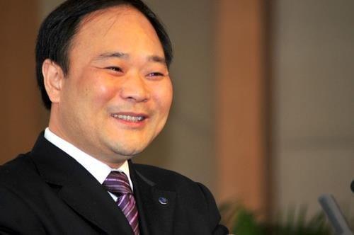 중국 지리자동차 회장 리수푸자료 사진 [사진=연합뉴스]