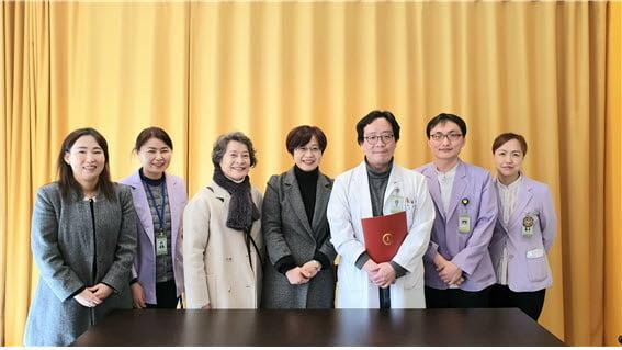 인천참사랑병원-경인여대, 산학협동협약서 체결