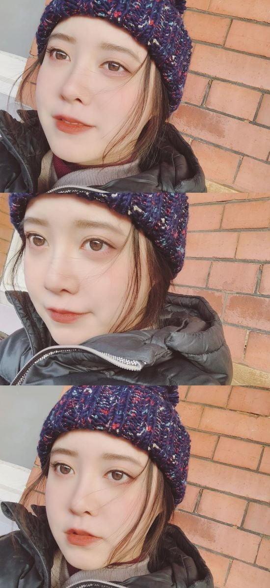 구혜선 여권사진 / 사진 = 구혜선 SNS