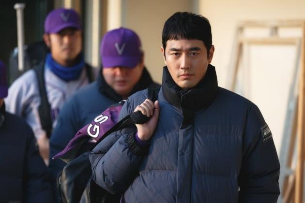 배우 조한선/사진=SBS 금토드라마 '스토브리그'
